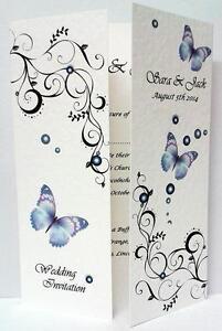 Handmade Wedding Invitations | eBay