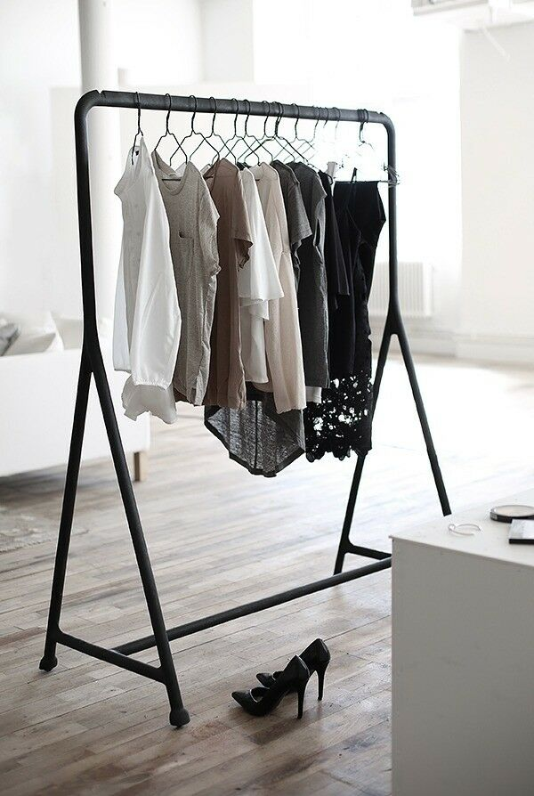 Clothes Rack in VGC Ikea Turbo Timeless classic design in Richmond, London Gumtree