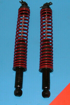 1971-1996 Chevrolet Caprice Rear Spring assisted shocks
