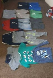 boys summer bundle of clothes age 1 1/2 -2 & 2/3 years
