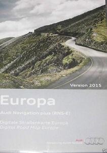 Audi Navigation Plus RNS-E A3/A4/A6/TT/ R8 DVD SET Europa 2015 8P0 060 884 CB - <span itemprop=availableAtOrFrom>Poznan, Polska</span> - Waren können nur in der Originalverpackung zurückgeschickt werden. Wenn Sie das falsche gekauft haben, bitte öffnen Sie nicht. Vermeiden Sie Missverständnisse. - Poznan, Polska