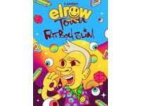 2x Elrow Sunday £50 each or £90 for both