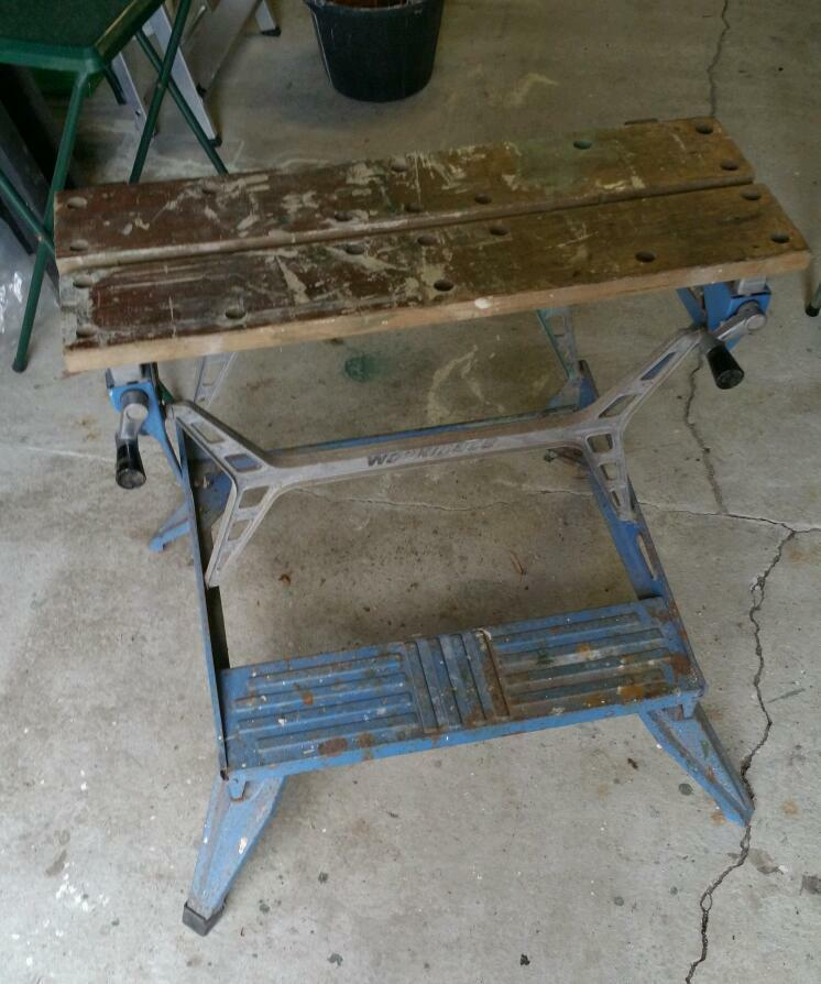 Black And Decker Workmate With Accessories In Whitley