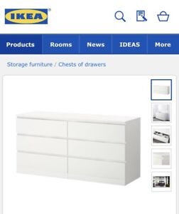 Looking for IKEA Malm Dresser