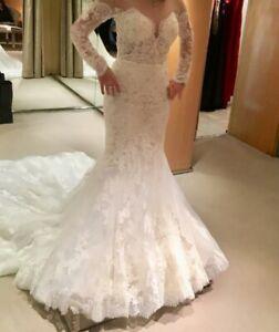 *Brand new Pronovias wedding dress*