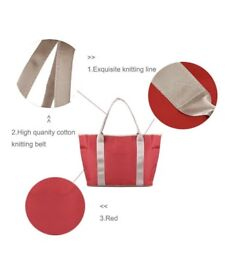 Brand new red dipper bag for sale