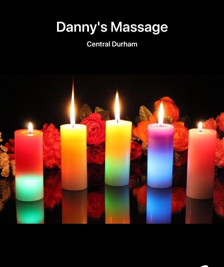 Dannys Relaxing Full Body Massage Central Durham