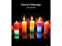 Dannys Relaxing Full Body Massage Central Durham