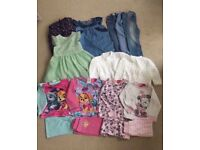 Girls Clothes Bundle - Age 2-3
