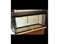 Juwel aquarium tank 110l