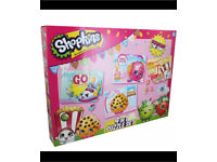 Brand new shopkins 4in1 puzzle set kids toys