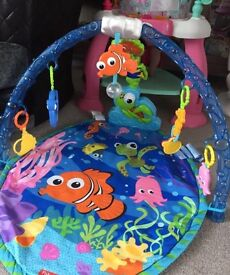 Finding Nemo Playgym