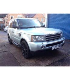 Range Rover sport 2.7 tdv6 !!!