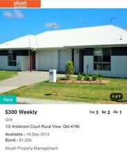 FOR RENT Rural View Mackay City Preview