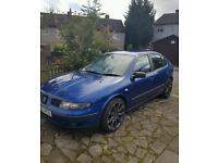Swap Seat Leon 1.8 turbo mot till October looking for a swap