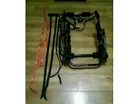 Halfords rear mount bike rack