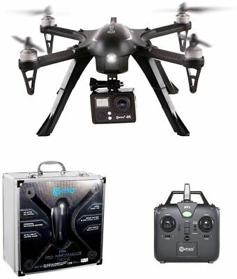 CONTIXO F17+ RC Quadcopter Photography Drone 4K Ultra HD Camera 16MP, Brushless