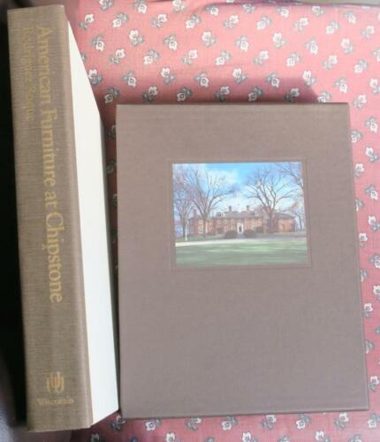 2 American Furniture Catalogs:Chipstone Museum Collection & Bybee Coll. Houston