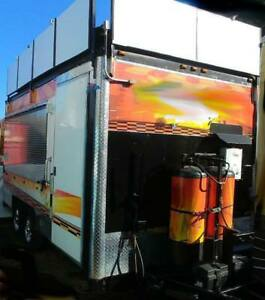 Concession trailers * trucks  - concession stands - new and used -