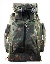 80L Army Camouflage Pattern Backpack Rucksack Camping Hiking bag Caulfield South Glen Eira Area Preview