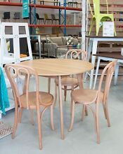 Bentwood Chairs -  Natural and Dark Brown Booragoon Melville Area Preview