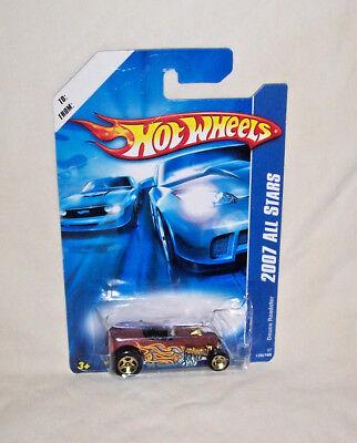 Hot Wheels 2007 HW ALL STARS Deuce Roadster #136 L3089