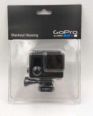 NEW GOPRO BLACKOUT HOUSING AHBSH-001 FOR HERO3, HERO3+, HERO4 CAMERAS