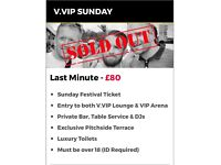 Bournemouth Rugby 7's VVIP Sunday ticket