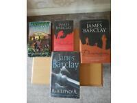 Fantasy books. Full 'Legends of the Raven' series.