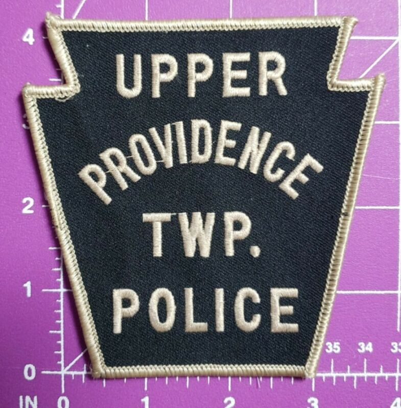 Upper Providence Township Pennsylvania POLICE-shoulder patch