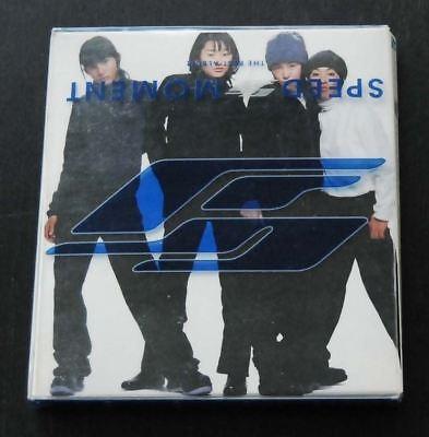 Japanese J-pop band  CD Speed Moment The Best Album ~ (Best J Pop Bands)