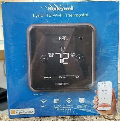 HONEYWELL LYRIC T5 WI-FI THERMOSTAT