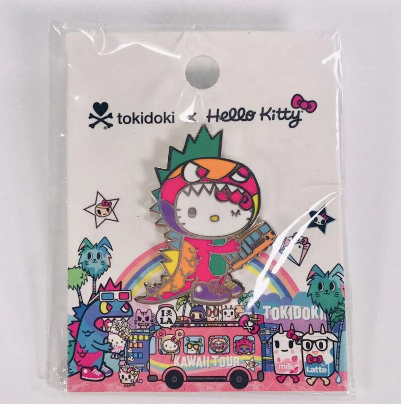 Tokidoki Sanrio Hello Kitty Enamel Pin