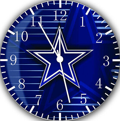 Dallas Cowboys wall Clock 10