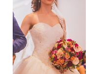 Wedding Dress - Size 8-10 ANNA MODE