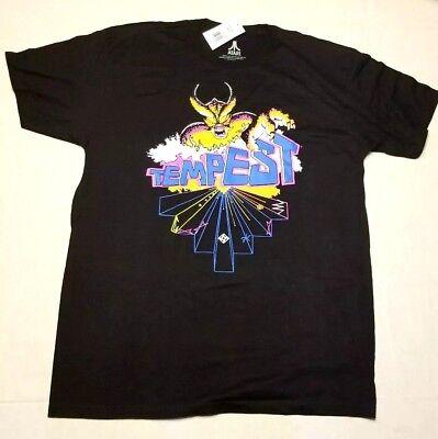 Atari Tempest Video Game Video Gamer Retro T Shirt Black Large