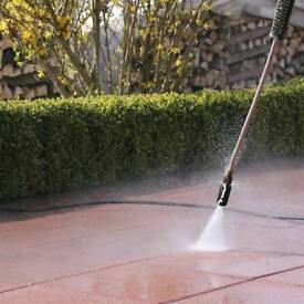 HIGH PRESSURE JET WASH SERVICE AVAILABLE