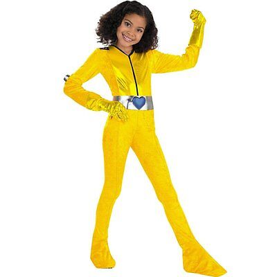 Girls Spy Costume (Alex Girls Costume Small ( Size 4-6 ) - Totally Spies Kids Costume)