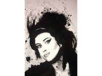 A5 Card - Amy Winehouse