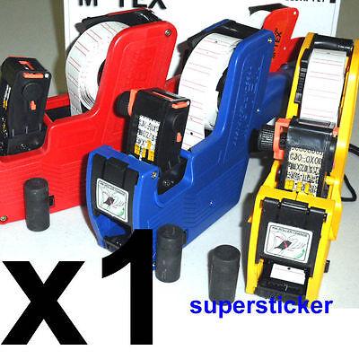 1 X Mx-5500 1 Line 8 Digits Price Tag Label Gun 1 Ink