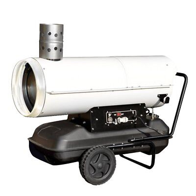 Indirect Fired Heater Ductable - Diesel Kerosene Jet Fuel - 122000 Btu