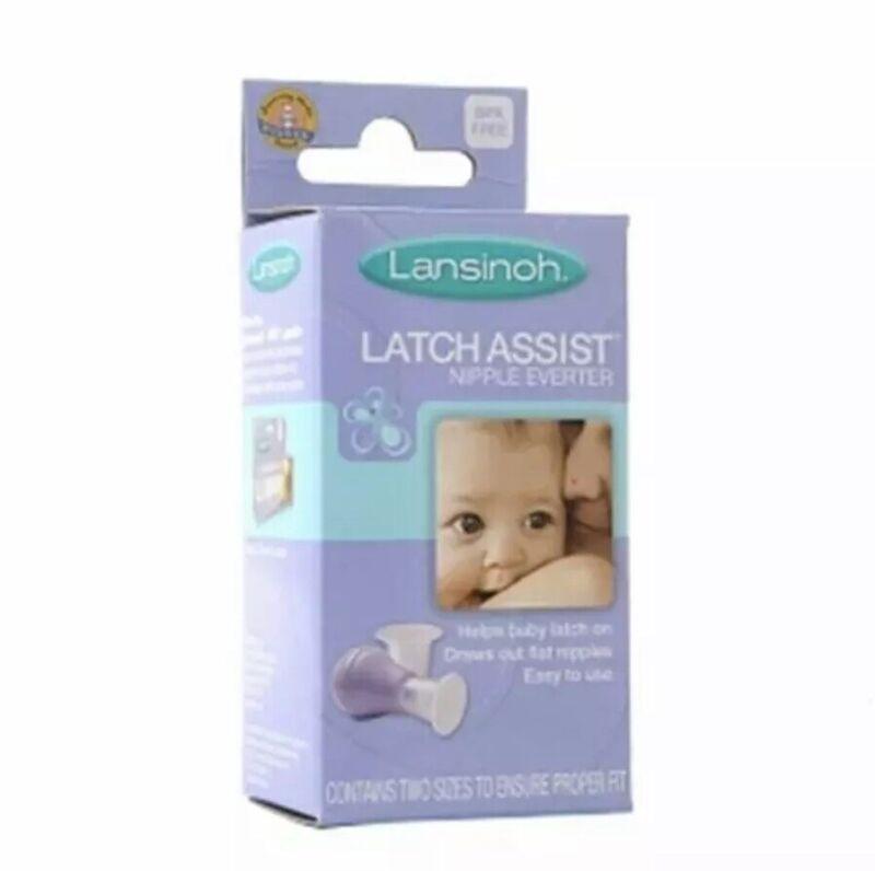 Lansinoh Latch Assist Nipple Everter 1 Count- New