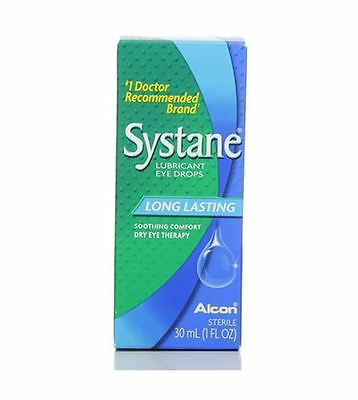 Alcon Systane Lubricant Eye Drops 30 Ml (pack Of 3)