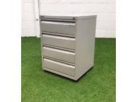 Bisley multi drawer filing cabinet cheap office furniture harlow essex london