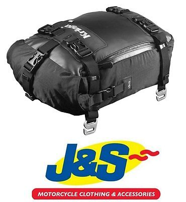 KRIEGA US10 DRY BAG MOTORCYCLE TAIL PACK LUGGAGE TOURING COMMUTING 10 LITRE J&S