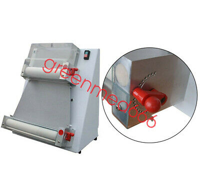 370w Pizza Making Machine Automatic Electric Pizza Dough Rollersheeter Machine
