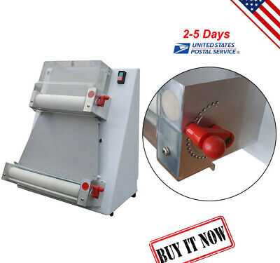 Best Automatic Pizza Dough Roller Machinesheeter Machine Pizza 370w