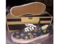 Brand new Harry Potter shoes trainers with crests/logos on UK 6 and 7 tagged boxed