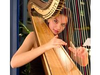 Harp teacher for all ages and levels of study