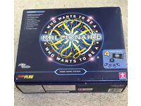Who Wants To Be A Millionaire Video Game System